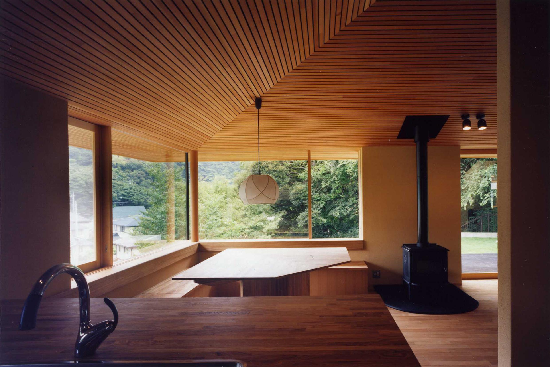 吸音小幅板天井